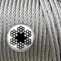 Cable de acero galvanizado 2mm (25m)