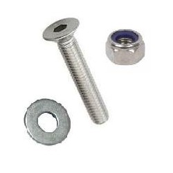 Screw set for 55mm Clamps